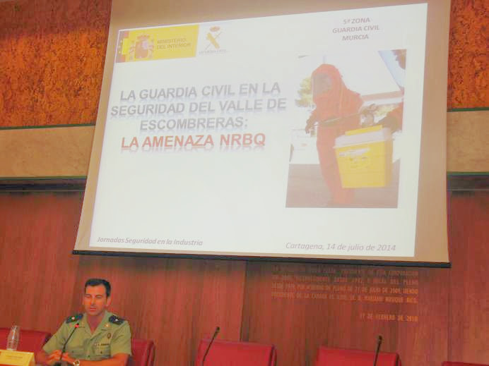 Ponencia Guardia Civil